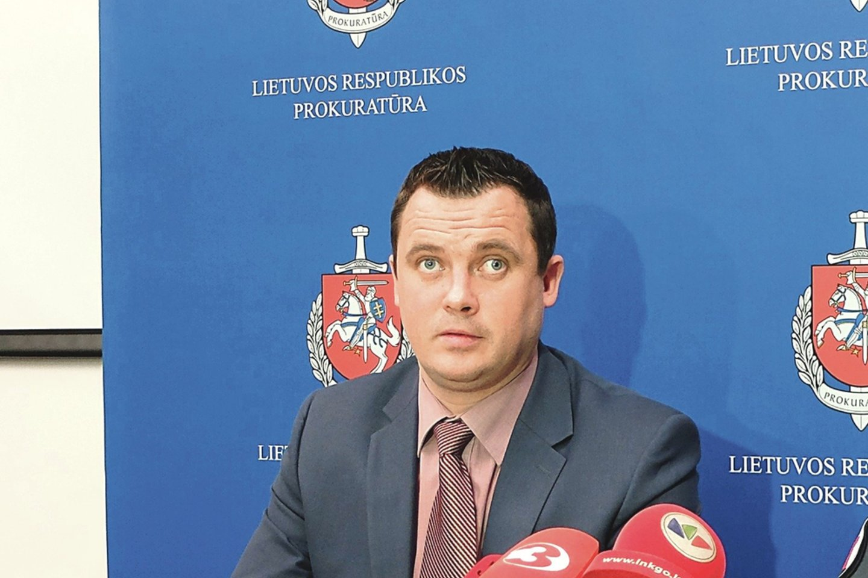 J.Gelumbauskas jau du kartus paskirtas į svarbius postus Panevėžio prokuratūroje, nors abu kartus per atrankas surinko mažiausiai balų.