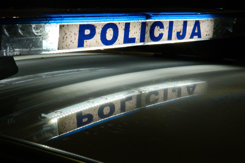 Kalvarijoje tarnybos vietoje iš pat ryto užkluptas girtas policininkas.<br>A.Vaitkevičiaus asociatyvi nuotr.
