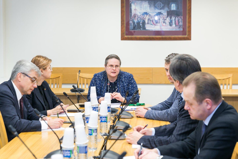 Valstietės A.Širinskienės vadovaujama komisija darbuosis iki gruodžio vidurio.