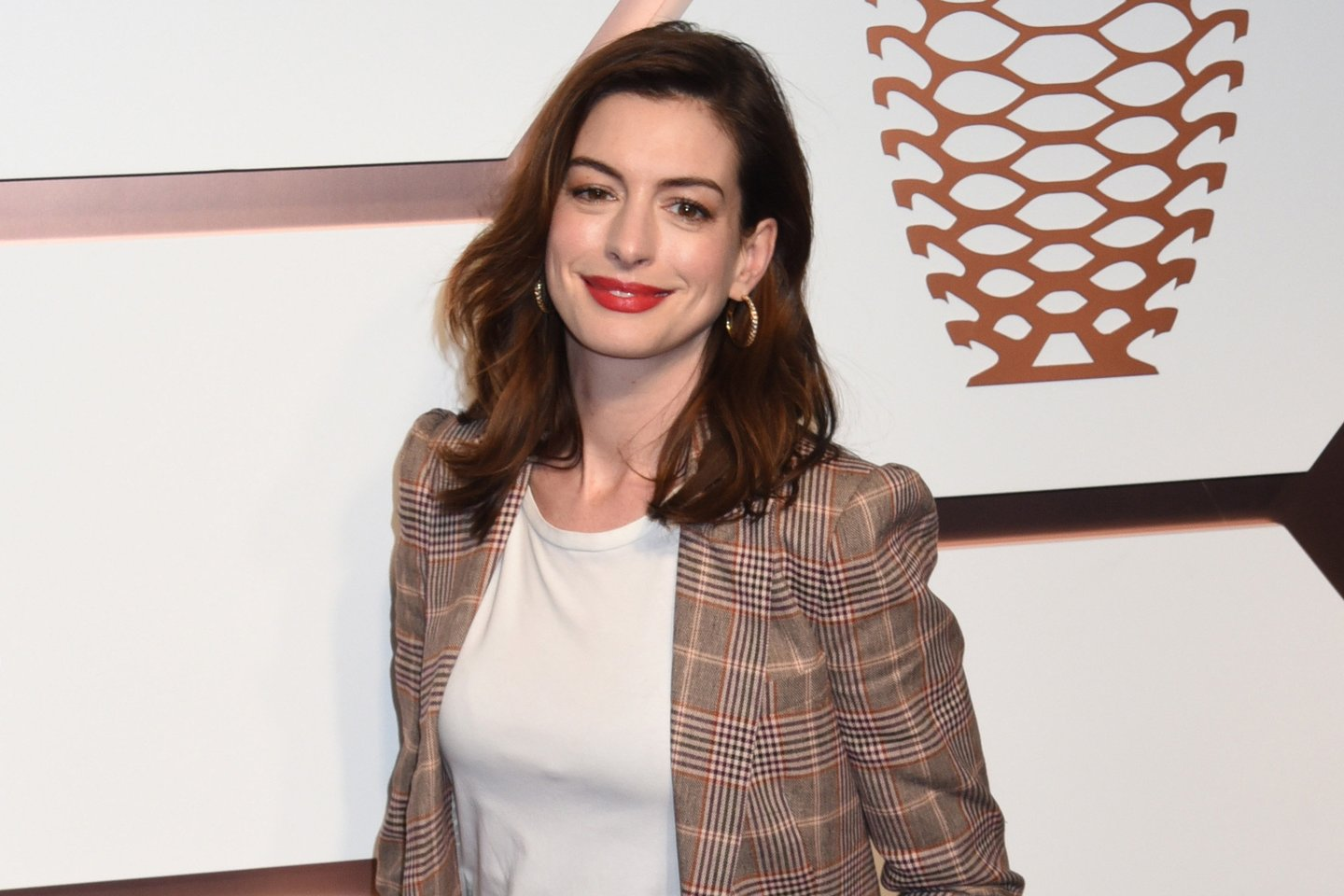 Anne Hathaway.<br>Scanpix/LJF/ADM/Capital Pictures nuotr.