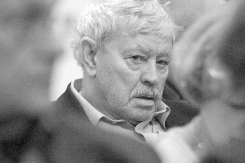 Aktorius D.Banionis.<br>R.Danisevičiaus nuotr.