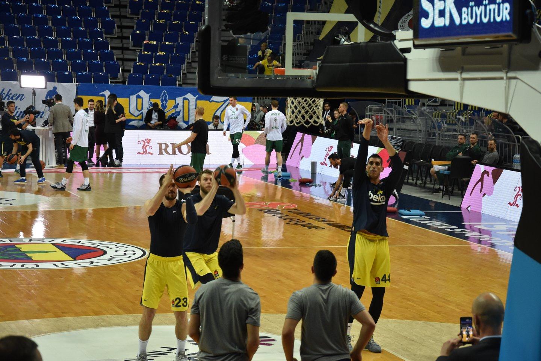 Kauno klubą palaiko NBA žaidęs krepšininkas.<br>R.Suslavičiaus nuotr.