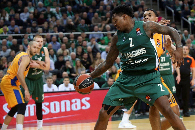 Kauno klubą palaiko NBA žaidęs krepšininkas.<br>M.Patašiaus nuotr.