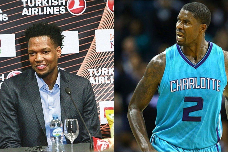 Kauno klubą palaiko NBA žaidęs krepšininkas.<br>lrytas.lt montažas