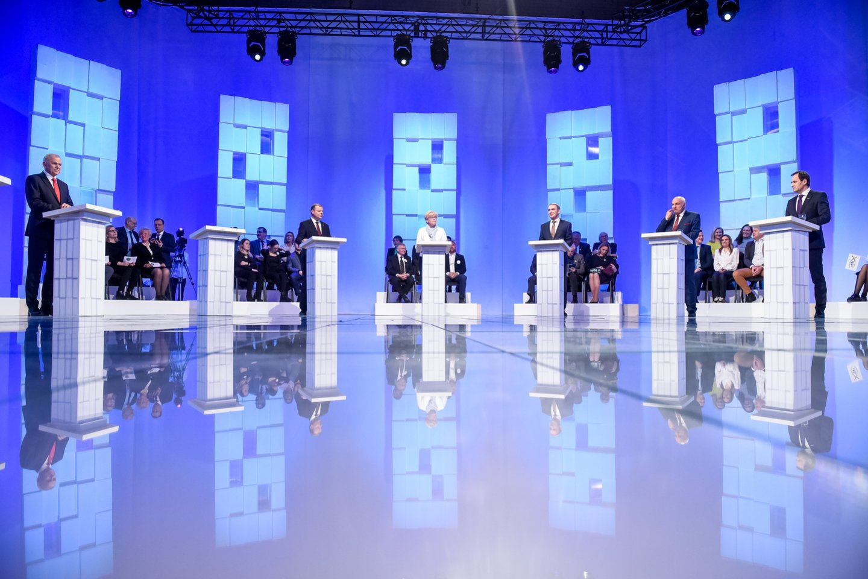 Prezidento rinkimai rengiami gegužės 12 dieną.<br>D.Umbraso nuotr.