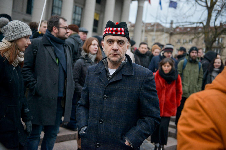 Algis Ramanauskas.<br>J.Stacevičiaus nuotr.