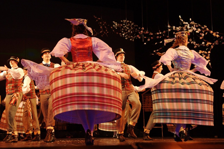 Įspūdingame renginyje pasirodys per 800 šokėjų, dainininkų ir muzikantų iš visos Lietuvos.<br>Organizatorių nuotr.