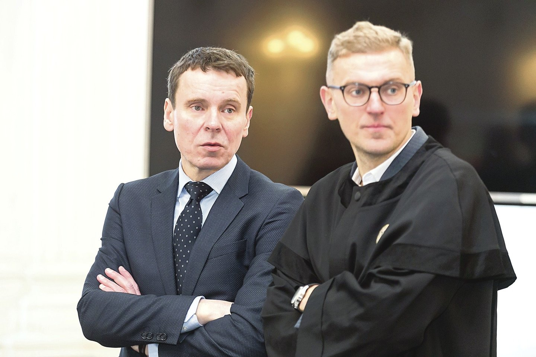 """Giedrius Danėlius, advokatų kontoros """"Wint"""" partneris"""
