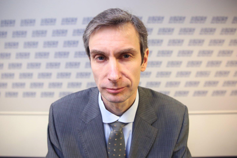 Algirdas Paleckis<br>R.Danisevičiaus nuotr.