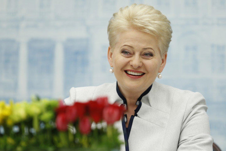 Dalia Grybauskaitė<br>M.Kulbio nuotr.