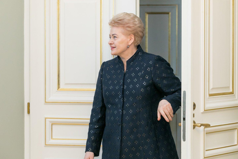 Dalia Grybauskaitė<br>T.Bauro nuotr.