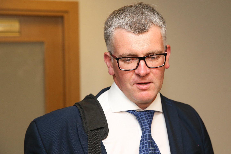Prokuroras J.Rėksnys prabilo apie prezidentūros įsitraukimą į CŽV kalėjimo tyrimą<br>R.Danisevičiaus nuotr.
