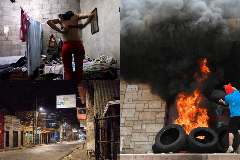 """""""Lietuvos ryto"""" žurnalistui teko pamatyti tą tamsiąją Hondūro pusę, kurioje savanoriai bando įžiebti vilties kibirkštį."""