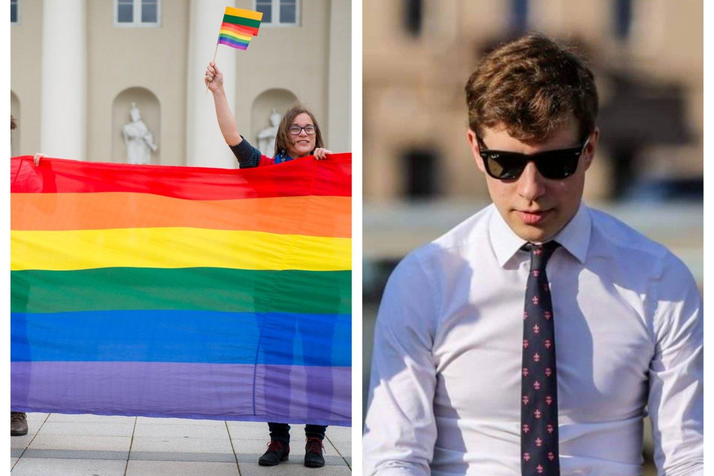L.Ramonas išdėstė, kodėl reikia pagaliau atsikratyti homofobiškų nuotaikų.<br> Lrytas.lt ir asmeninio archyvo nuotr. koliažas.