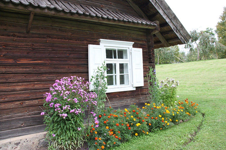 J.Biliūno sodyba Niūronių kaime.