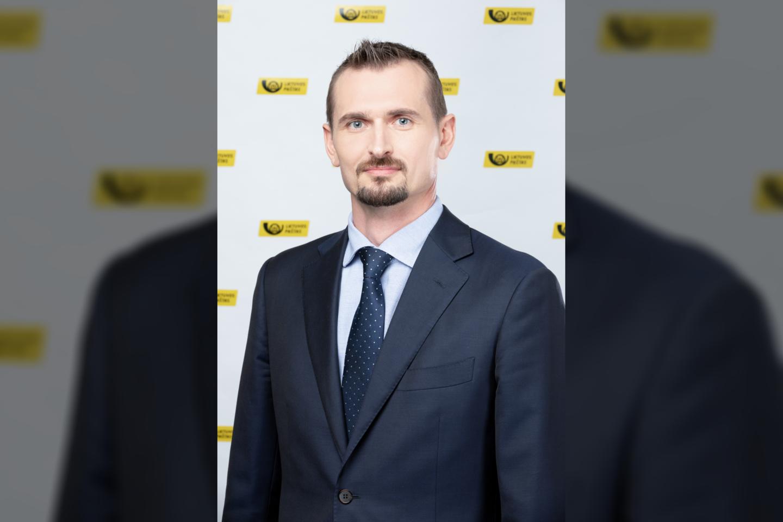 Naujas sukčių taikinys – paštomatais besinaudojantys žmonės.<br>Lietuvos pašto nuotr.