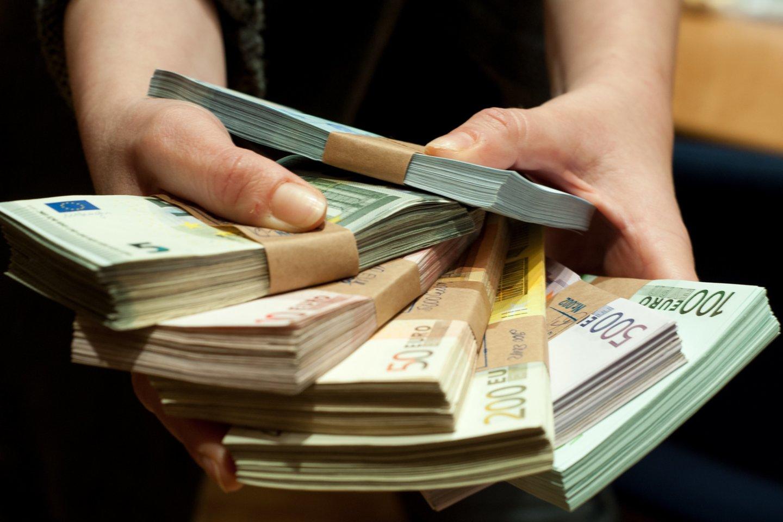 """""""Galimybė tiksliai planuoti finansinius srautus yra itin svarbi kiekvienai įmonei, nes nuo jos didele dalimi priklauso verslo plėtros ir augimo galimybės"""", – sako bendrovės """"Intrum"""" vykdančioji direktorė Baltijos šalyse Ilva Valeika.An<br>V.Ščiavinsko nuotr."""