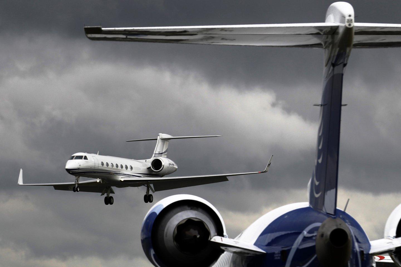 Šią vasarą tikimasi didžiausių eismo spūsčių Europos oro erdvėje ir oro uostuose.<br>lrytas.lt nuotr.