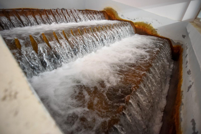 Pravieniškėse kalinių sunaudojamas vandens kiekis yra pribloškiantis.<br>D.Umbraso nuotr.