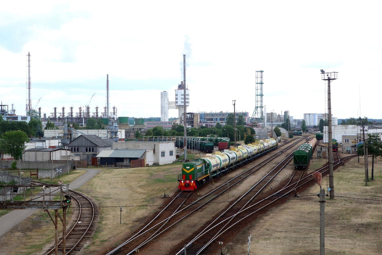 """""""Achemos grupė"""" skeptiškai vertina ministerijos pažadus nuo liepos sumažinti Klaipėdos SGD terminalo išlaikymo kaštus vartotojams.<br>M.Patašiaus nuotr."""