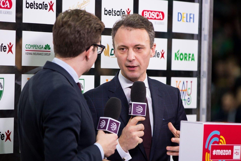 Rutenis Paulauskas<br>LKL/BNS nuotr.