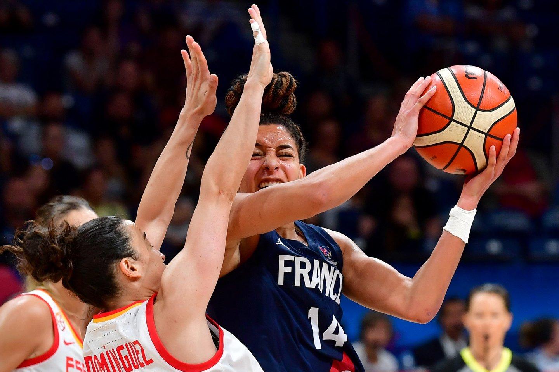 Ispanijos rinktinė ir vėl tapo Europos čempione, finale įveikusi Prancūziją