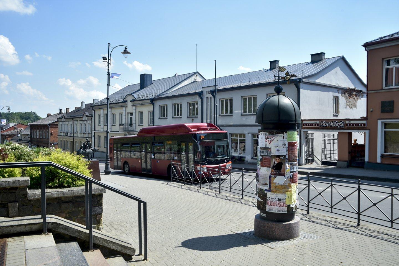 Žemaitijos sostinėje Telšiuose galima pažinti visą šio europinio lygio regiono istoriją.<br>V.Ščiavinsko nuotr.