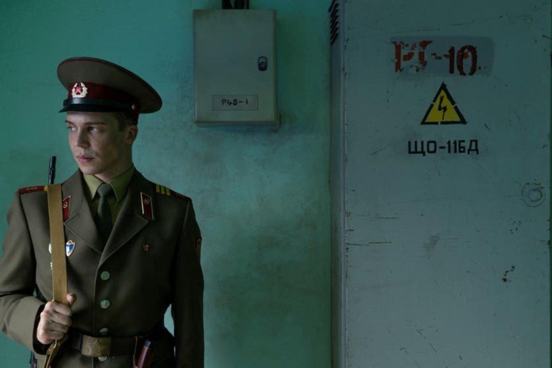 """Apie """"Černobylį"""" kalbama pirmiausia dėl to, kad jam pavyko pasiekti, jog Rusijos žmonės sužinotų teisybę apie savo praeitį.<br>Kadras iš serialo""""Černobylis"""""""
