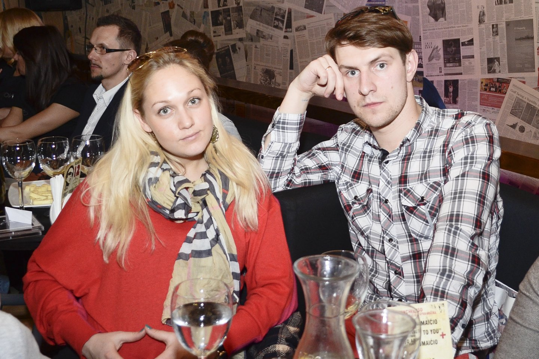 Indrė ir Mantas Stonkai.<br>LR archyvo nuotr.