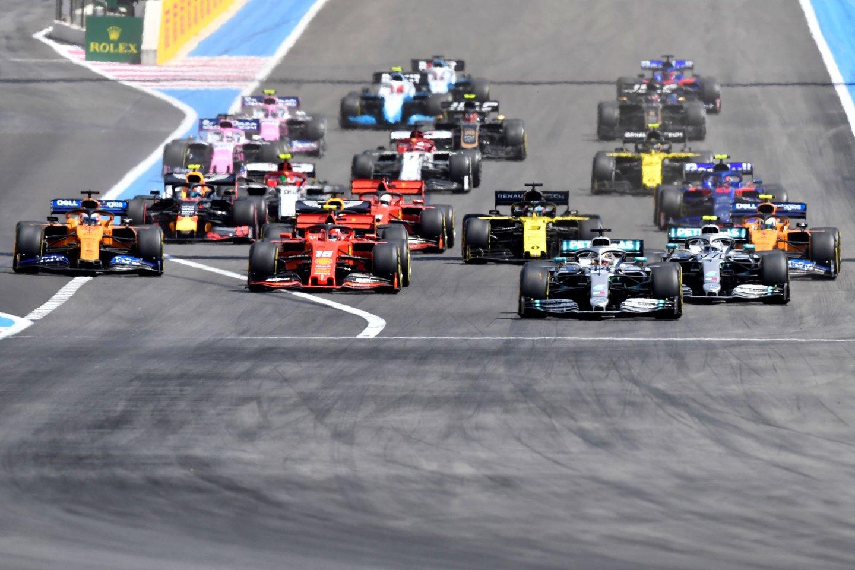 """Formulės 1"" lenktynės<br>AFP/Reuters/Scanpix nuotr."