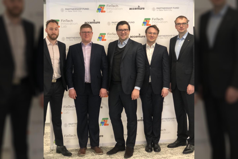 """Lietuvio įkurta dirbtinio intelekto kompanija """"Genus AI"""" Vilniuje atidaro mokslinių tyrimų ir technologijų centrą<br>Bendrovės nuotr."""