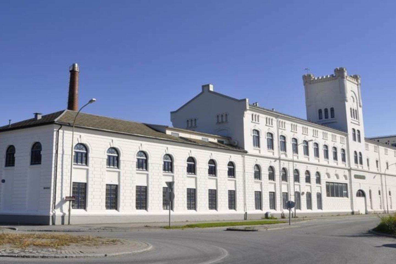 """""""E.C. Dahls"""" alaus darykla Norvegijoje.<br>Pranešimo autorių nuotr."""