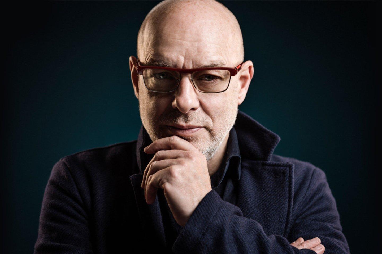 """Daugiau kaip tris dešimtmečius muzikos fanų dėmesio nepaleidžiantis Briano Eno epinis kūrinys """"Apollo"""" Lietuvoje gyvai nuskambės pirmą kartą.<br>Rengėjų nuotr."""