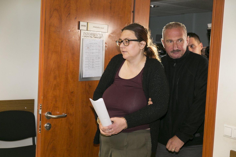 DNR ekspertizė patvirtino Vilniuje nužudytos moters tapatybę.<br>T. Bauro nuotr.