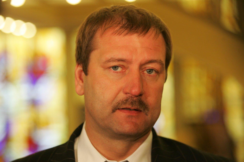Viktoras Uspaskichas 2005-aisiais.<br>M.Vidzbelio nuotr.