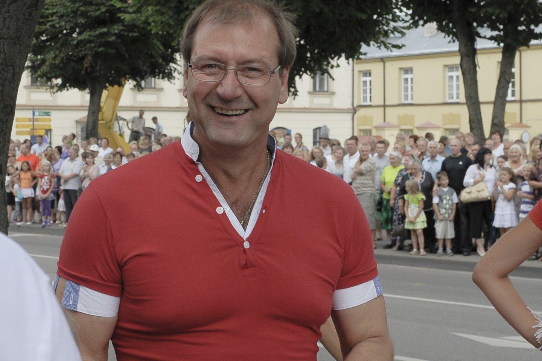 Viktoras Uspaskichas 2010-aisiais.<br>V.Ščiavinsko nuotr.
