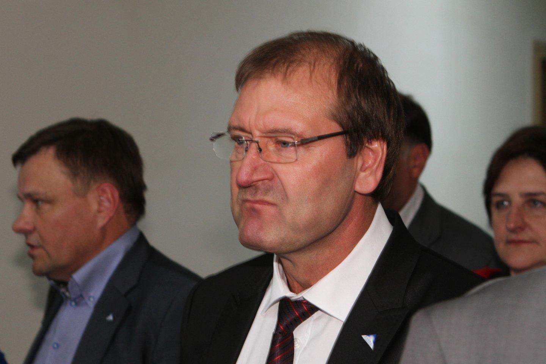 Viktoras Uspaskichas 2012-aisiais.<br>M.Patašiaus nuotr.
