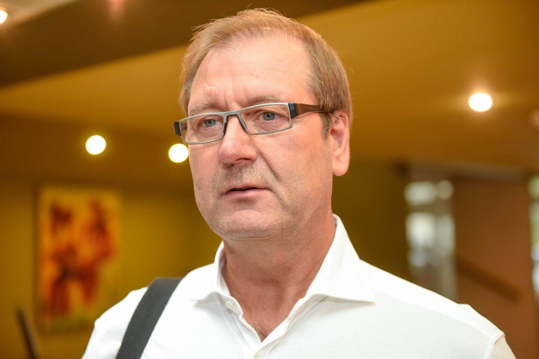 Viktoras Uspaskichas 2016-aisiais.<br>D.Umbraso nuotr.