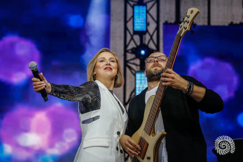 "Grupės ""Studija"" koncertas.<br>V.Petriko nuotr."