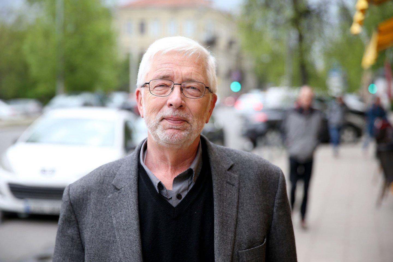 Antanas Šileika<br>R.Danisevičiaus nuotr.