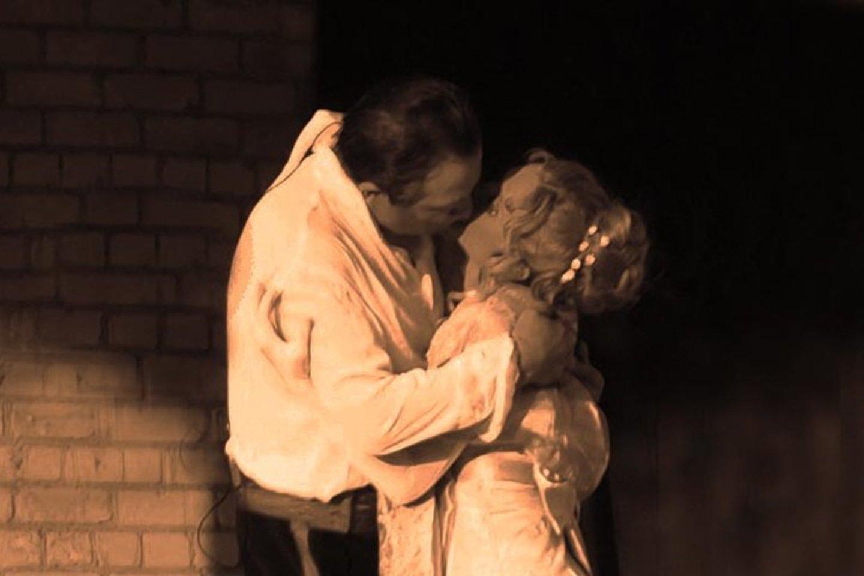 G.Skinderytė-Kurnickienė ir V.Kurnickas papasakos žiūrovams romantišką, aistringą, šviesią ir uždegančią istoriją apie meilę.<br>Asmeninio archyvo nuotr.