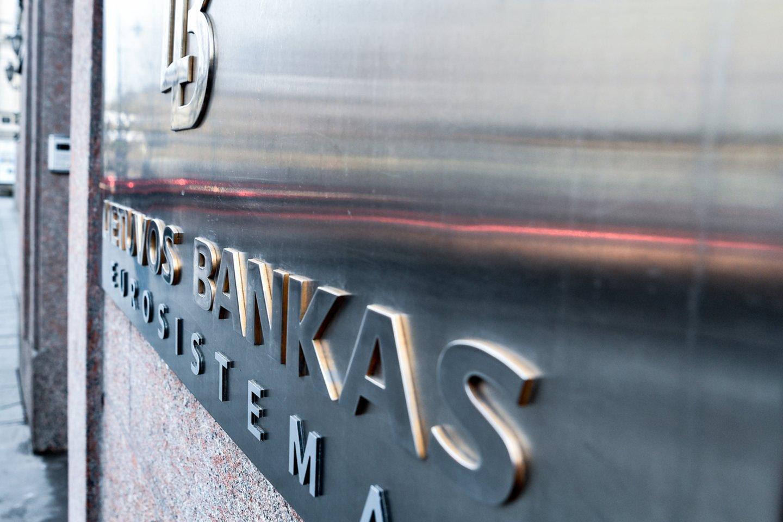 Bankų pelnai Lietuvoje yra vieni didžiausių Europos Sąjungoje (ES).<br>V.Ščiavinsko nuotr.