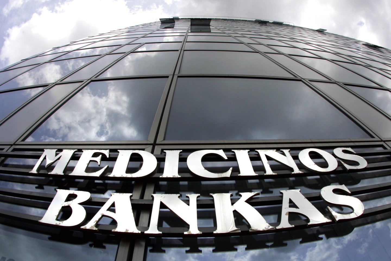 Bankų pelnai Lietuvoje yra vieni didžiausių Europos Sąjungoje (ES).<br>V.Balkūno nuotr.