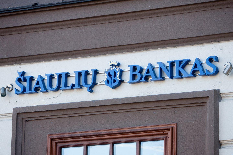 Bankų pelnai Lietuvoje yra vieni didžiausių Europos Sąjungoje (ES).<br>J.Stacevičiaus nuotr.