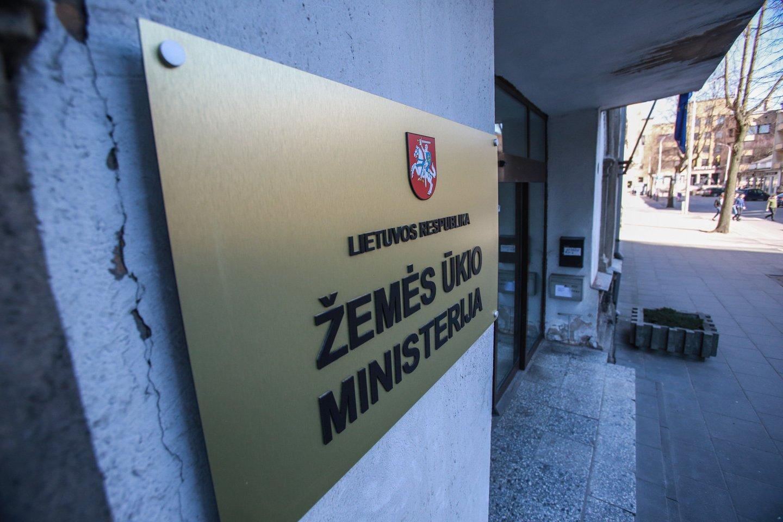Anot ministerijos, penkerių metų sutartis su laimėtoju turėtų būti pasirašyta iki rugpjūčio 26 dienos. Už 4,2 tūkst. kv. metrų ploto patalpas su 280 darbo vietų K. Donelaičio gatvėje ministerija per mėnesį mokėtų 81,2 tūkst. eurų (su PVM), o per penkerius metus – 4,9 mln. eurų.<br>G.Bitvinsko nuotr.