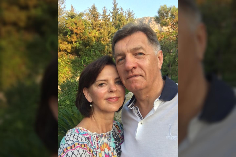 Janina ir Algirdas Butkevičius.<br>Socialinio tinklo nuotr.