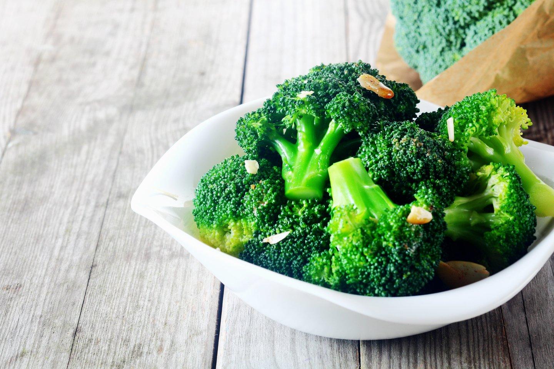Brokoliai padėjo man numesti svorio