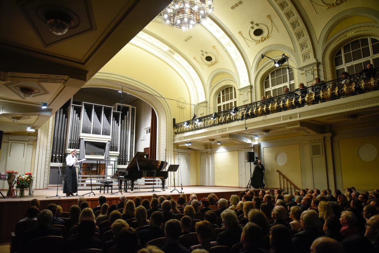 Filharmonija prieš remontą.<br>LR archyvo nuotr.