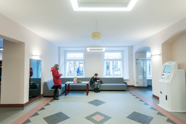Adomo Mickevičiaus biblioteka.<br>J.Stacevičiaus nuotr.