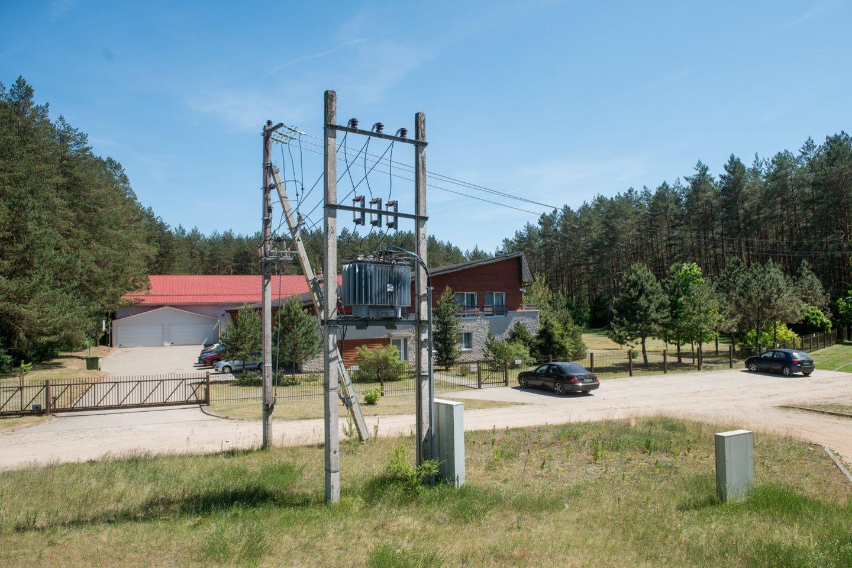 CŽV kalėjimas, Antaviliai, Vilnius.<br>D.Umbraso nuotr.